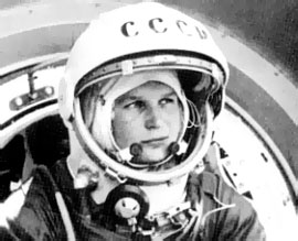 russian female astronaut in space - photo #4